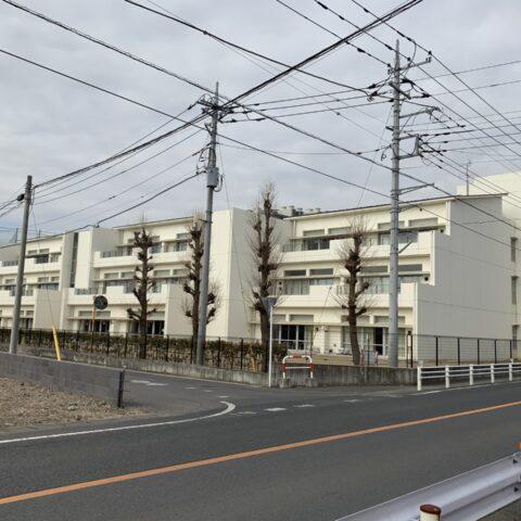 太田市立沢野小学校 新築工事