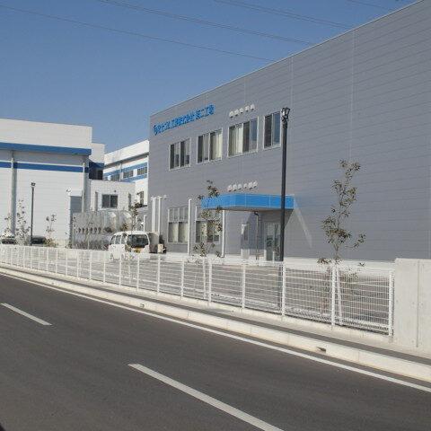 富士ゴム工業株式会社 第二工場 新築工事